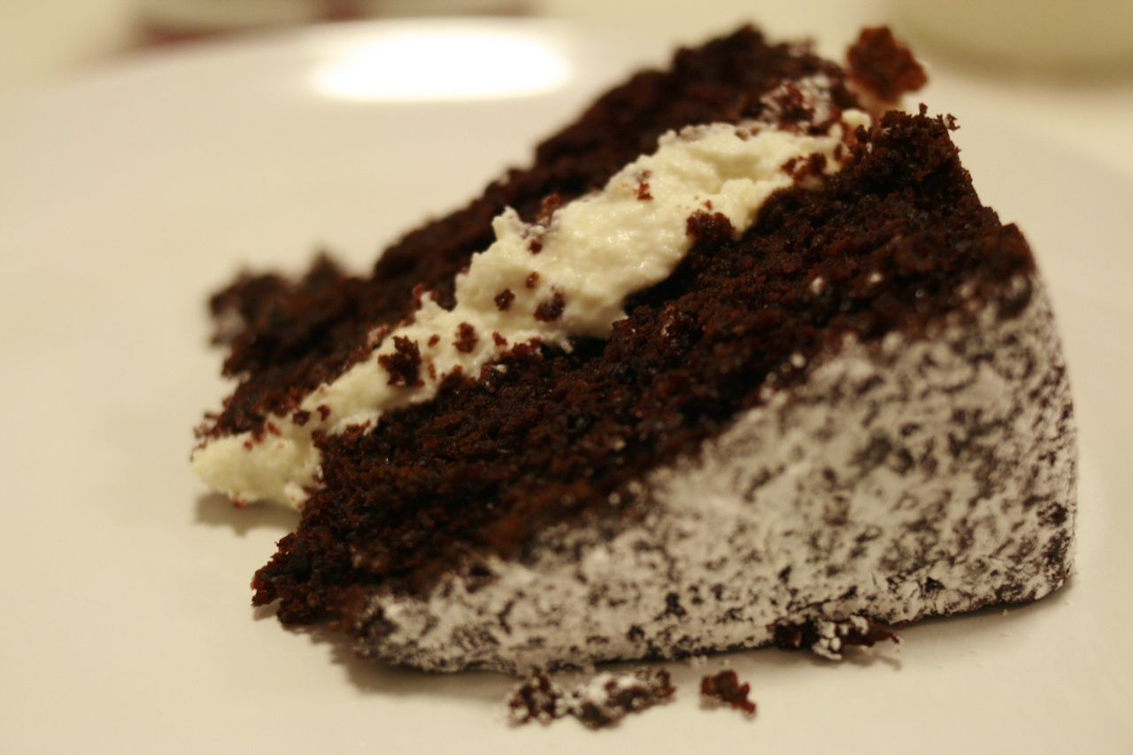 chocolate cake Archives - The Answer is Always PorkThe Answer is ...